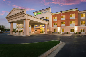 Exterior view - Holiday Inn Express Hotel & Suites Jasper