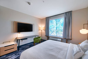 Room - Fairfield Inn & Suites by Marriott Cedar Hill