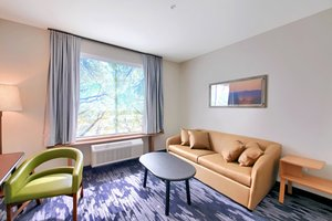 Suite - Fairfield Inn & Suites by Marriott Cedar Hill