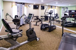 Fitness/ Exercise Room - Holiday Inn Express Hotel & Suites Eastland