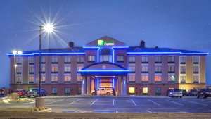 Exterior view - Holiday Inn Express South Wichita