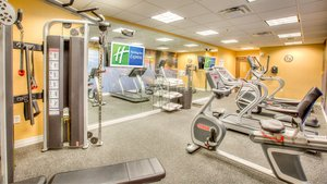 Fitness/ Exercise Room - Holiday Inn Express South Wichita