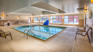 Pool - Holiday Inn Express South Wichita