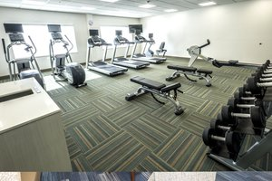 Fitness/ Exercise Room - Holiday Inn Express Hotel & Suites Commerce