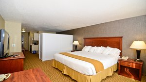Room - Holiday Inn Express Hotel & Suites Fort Atkinson
