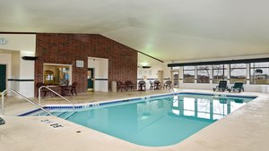 Pool - Holiday Inn Express Hotel & Suites Fort Atkinson