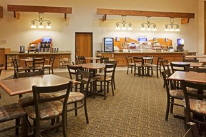 Restaurant - Holiday Inn Express Hotel & Suites Custer
