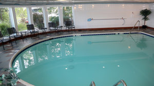 Pool - Holiday Inn Express Hotel & Suites AF Academy