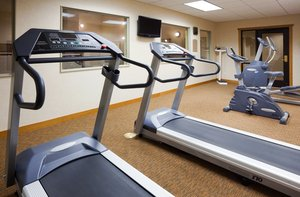 Fitness/ Exercise Room - Holiday Inn Express Hotel & Suites Custer