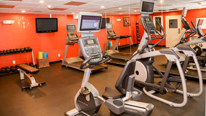 Fitness/ Exercise Room - Holiday Inn Express Hotel & Suites AF Academy