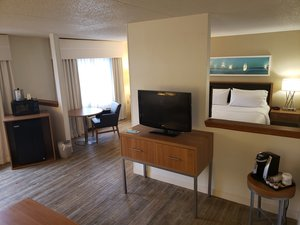 Suite - Holiday Inn Express Harmarville