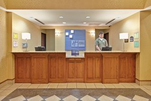 Lobby - Holiday Inn Express Hotel & Suites Paragould