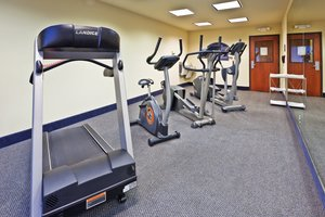 Fitness/ Exercise Room - Holiday Inn Express Hotel & Suites Paragould