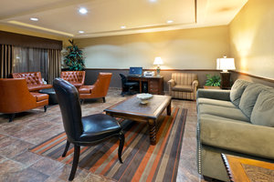 Lobby - Holiday Inn Express Show Low