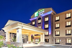 Exterior view - Holiday Inn Express Hotel & Suites Vancouver