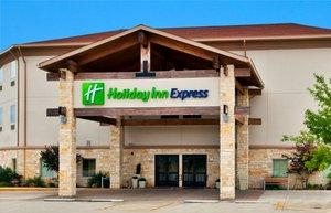 Exterior view - Holiday Inn Express Hotel & Suites Salado