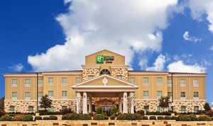 Exterior view - Holiday Inn Express Hotel & Suites Brady
