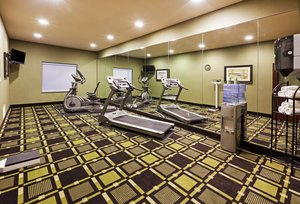 Fitness/ Exercise Room - Holiday Inn Express Hotel & Suites Brady