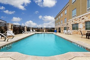 Pool - Holiday Inn Express Hotel & Suites Brady