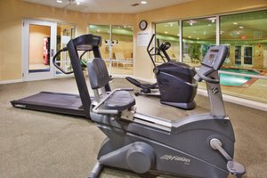 Fitness/ Exercise Room - Holiday Inn Express Airport Savannah