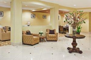Lobby - Holiday Inn Express Airport Savannah