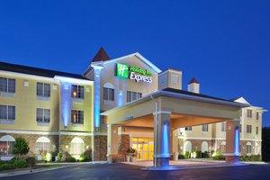 Exterior view - Holiday Inn Express Airport Savannah