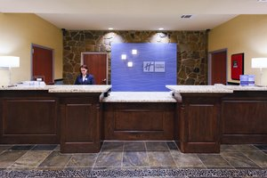 Lobby - Holiday Inn Express Hotel & Suites Weatherford