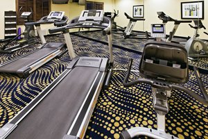 Fitness/ Exercise Room - Holiday Inn Express Hotel & Suites Weatherford
