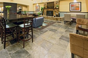 Restaurant - Holiday Inn Express Hotel & Suites Weatherford