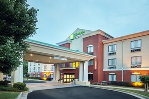 Exterior view - Holiday Inn Express Hotel & Suites Mall of Georgia Buford