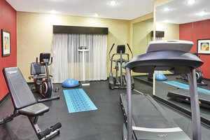 Fitness/ Exercise Room - Holiday Inn Express Hotel & Suites Mall of Georgia Buford