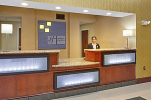 Lobby - Holiday Inn Express Hotel & Suites Mall of Georgia Buford