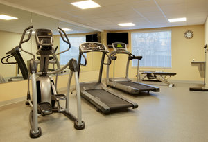 Fitness/ Exercise Room - Holiday Inn Express Oakdale