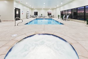 Pool - Holiday Inn Express Hotel & Suites Brownfield