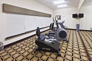 Fitness/ Exercise Room - Holiday Inn Express Hotel & Suites Brownfield