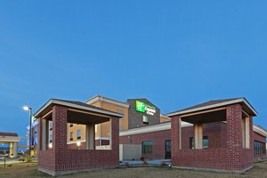 Exterior view - Holiday Inn Express Hotel & Suites Brownfield
