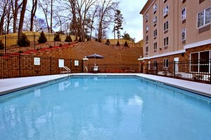 Pool - Holiday Inn Express Fort Benning Columbus