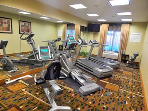 Fitness/ Exercise Room - Holiday Inn Express Fort Benning Columbus