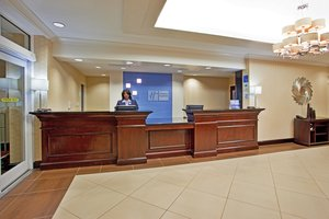 Lobby - Holiday Inn Express Fort Benning Columbus