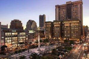 Exterior view - Westin Hotel St Francis San Francisco