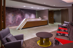 Lobby - Springhill Suites by Marriott Airport Greensboro