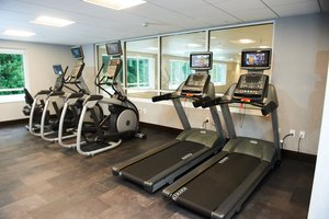 Fitness/ Exercise Room - Holiday Inn Hotel & Suites Drexel Hill