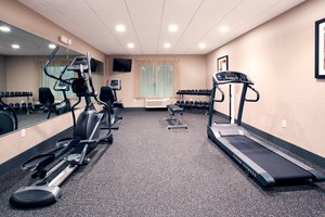 Fitness/ Exercise Room - Holiday Inn Express Hotel & Suites Amite