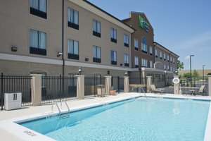 Pool - Holiday Inn Express Hotel & Suites Prattville