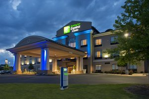 Exterior view - Holiday Inn Express Hotel & Suites Prattville