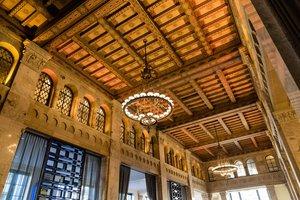 Lobby - Courtyard by Marriott Hotel Downtown San Diego
