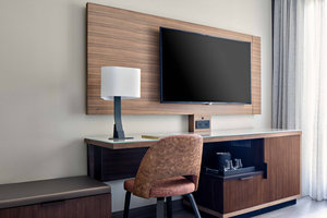 Room - Marriott Hotel Legacy Town Center Plano
