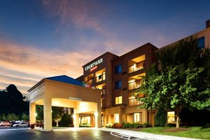Exterior view - Courtyard by Marriott Hotel Hanes Mall Winston-Salem