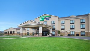 Exterior view - Holiday Inn Express Hotel & Suites Kittanning