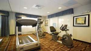 Fitness/ Exercise Room - Holiday Inn Express Hotel & Suites Kittanning